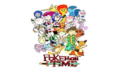 Pokemon Time wallpaper