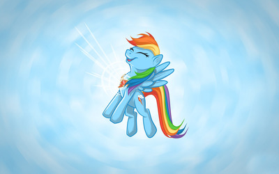 Rainbow Dash [6] wallpaper