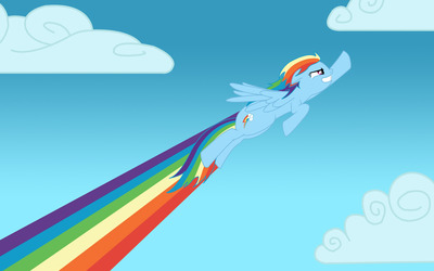 Rainbow Dash [5] wallpaper