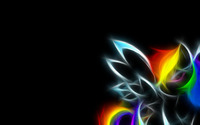 Rainbow Dash [4] wallpaper 1920x1200 jpg