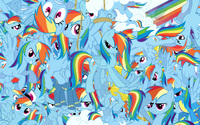 Rainbow Dash [3] wallpaper 2560x1600 jpg