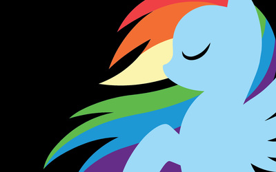 Rainbow Dash [2] wallpaper