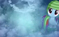 Rainbow Dash - My Little Pony Friendship is Magic [7] wallpaper 1920x1080 jpg
