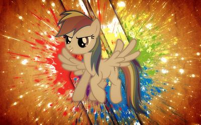 Rainbow Dash - My Little Pony Friendship is Magic [6] wallpaper