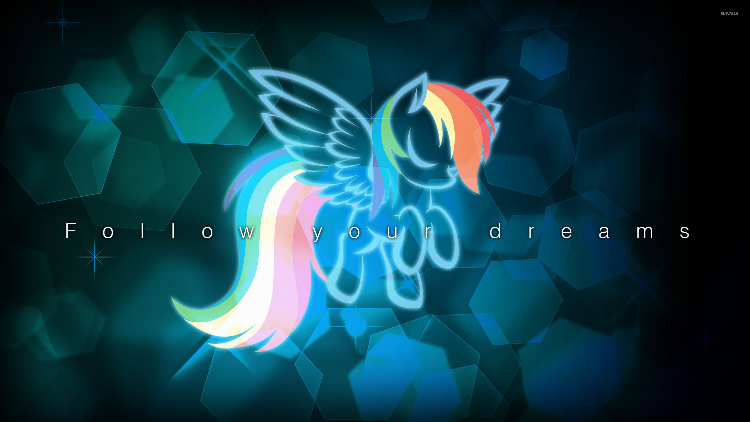 Rainbow Dash My Little Pony Friendship Is Magic 5 Wallpaper