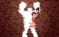 Ralph and Vanellope - Wreck-It Ralph [2] wallpaper 1920x1080 jpg