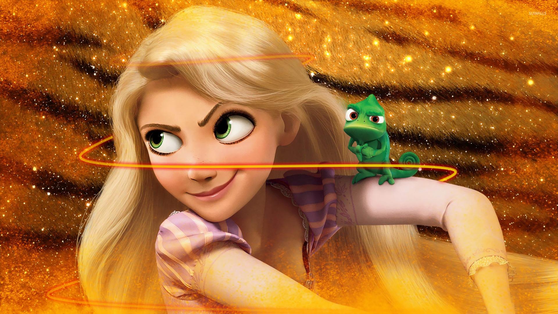 Rapunzel and Pascal - Tangled wallpaper - Cartoon wallpapers - #20213 for Tangled Wallpaper Rapunzel And Flynn  166kxo