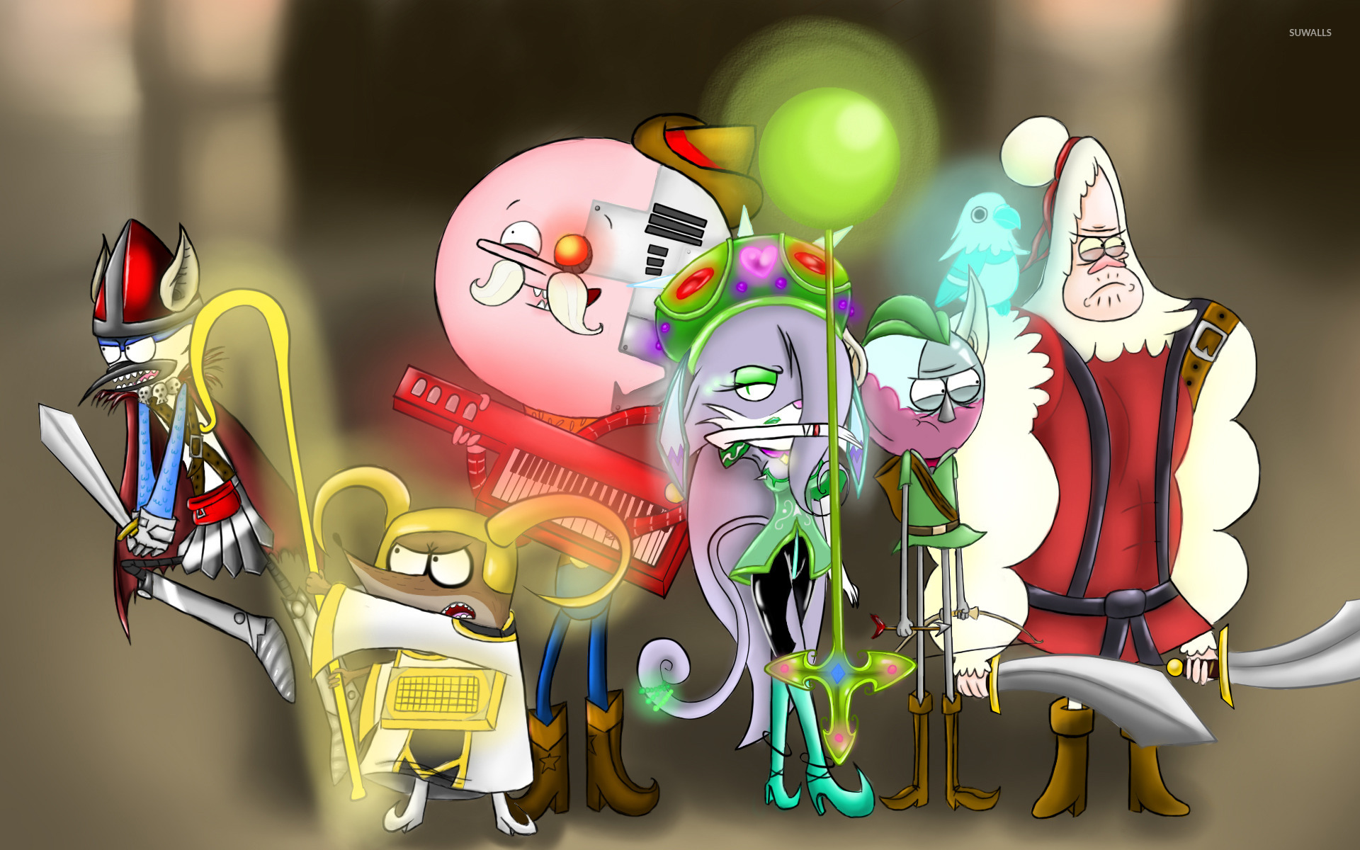 Regular Show 2 Wallpaper 1920x1200 Jpg