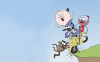 Regular Show wallpaper 2880x1800 jpg