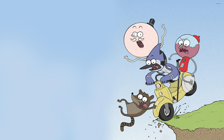 Regular Show Wallpaper Cartoon Wallpapers 20352