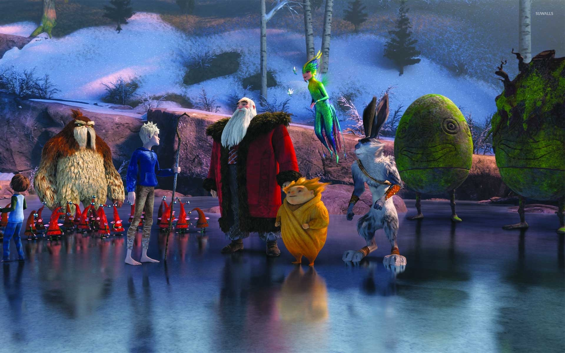 rise of the guardians 3 wallpaper cartoon wallpapers