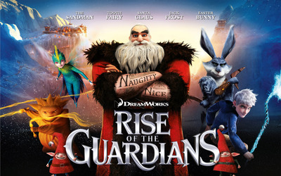 Rise of the Guardians [4] wallpaper