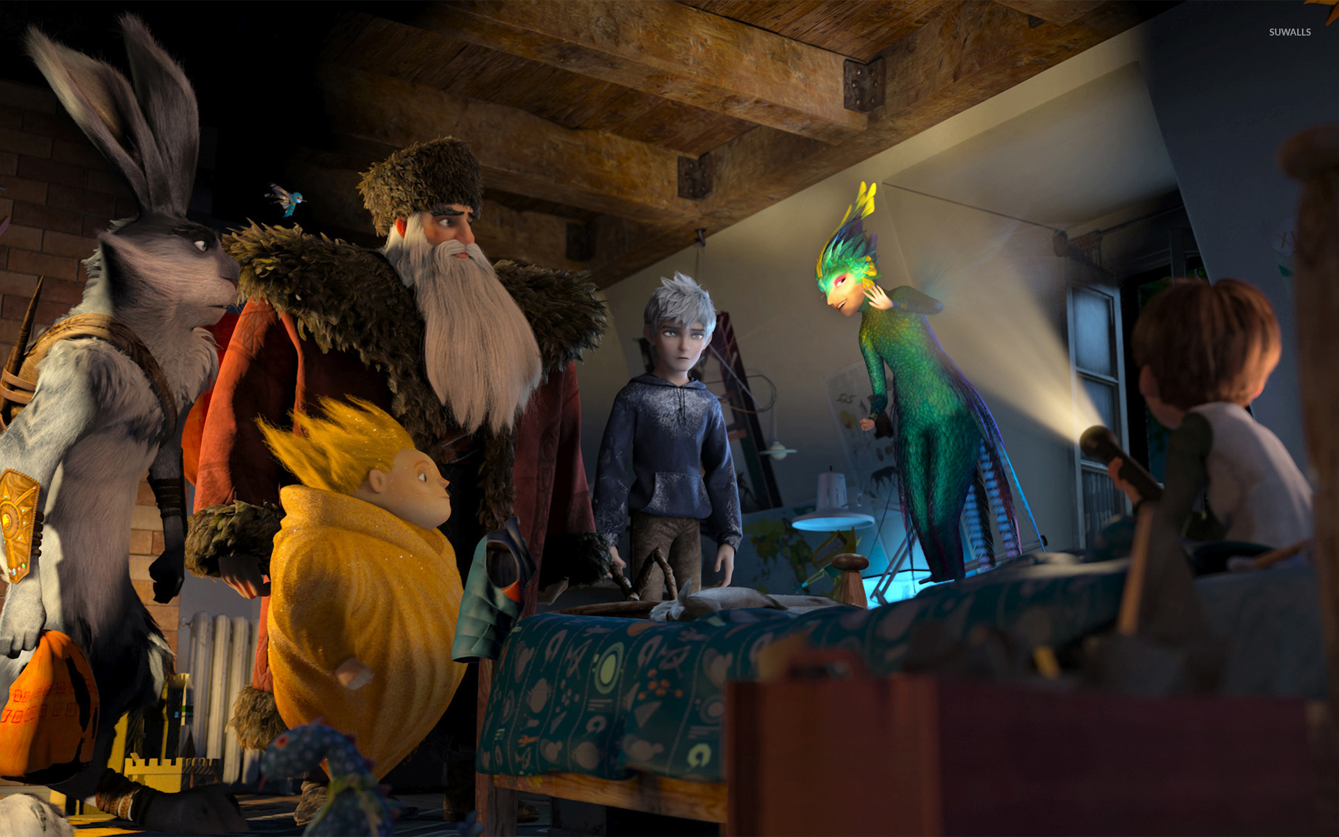 Rise Of The Guardians 6 Wallpaper Cartoon Wallpapers 16555