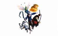 Rise of the Guardians [5] wallpaper 2880x1800 jpg