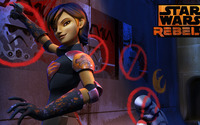 Sabine - Star Wars Rebels wallpaper 2560x1440 jpg