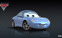 Sally - Cars 2 wallpaper 1920x1080 jpg