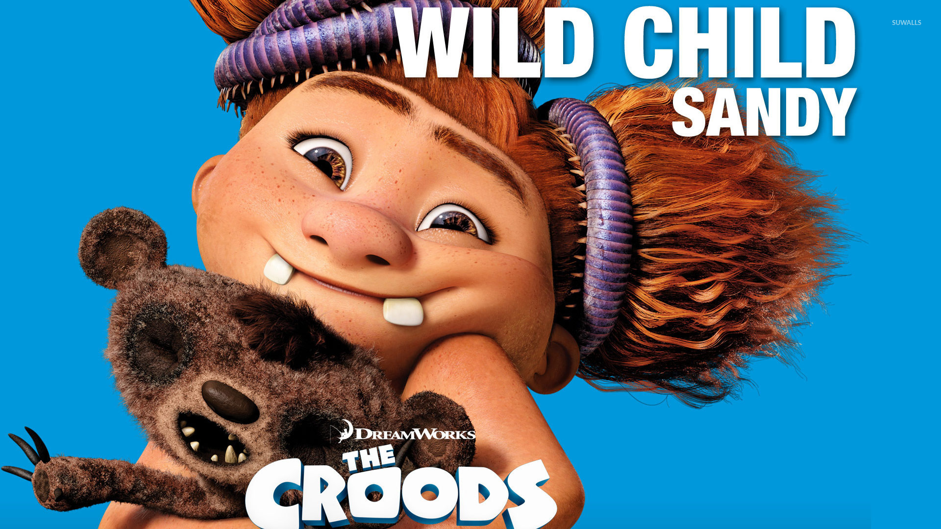 Sandy the croods wallpaper cartoon wallpapers 19163 sandy the croods wallpaper voltagebd Gallery