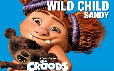 Sandy - The Croods wallpaper