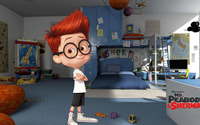 Sherman - Mr. Peabody & Sherman wallpaper 1920x1080 jpg