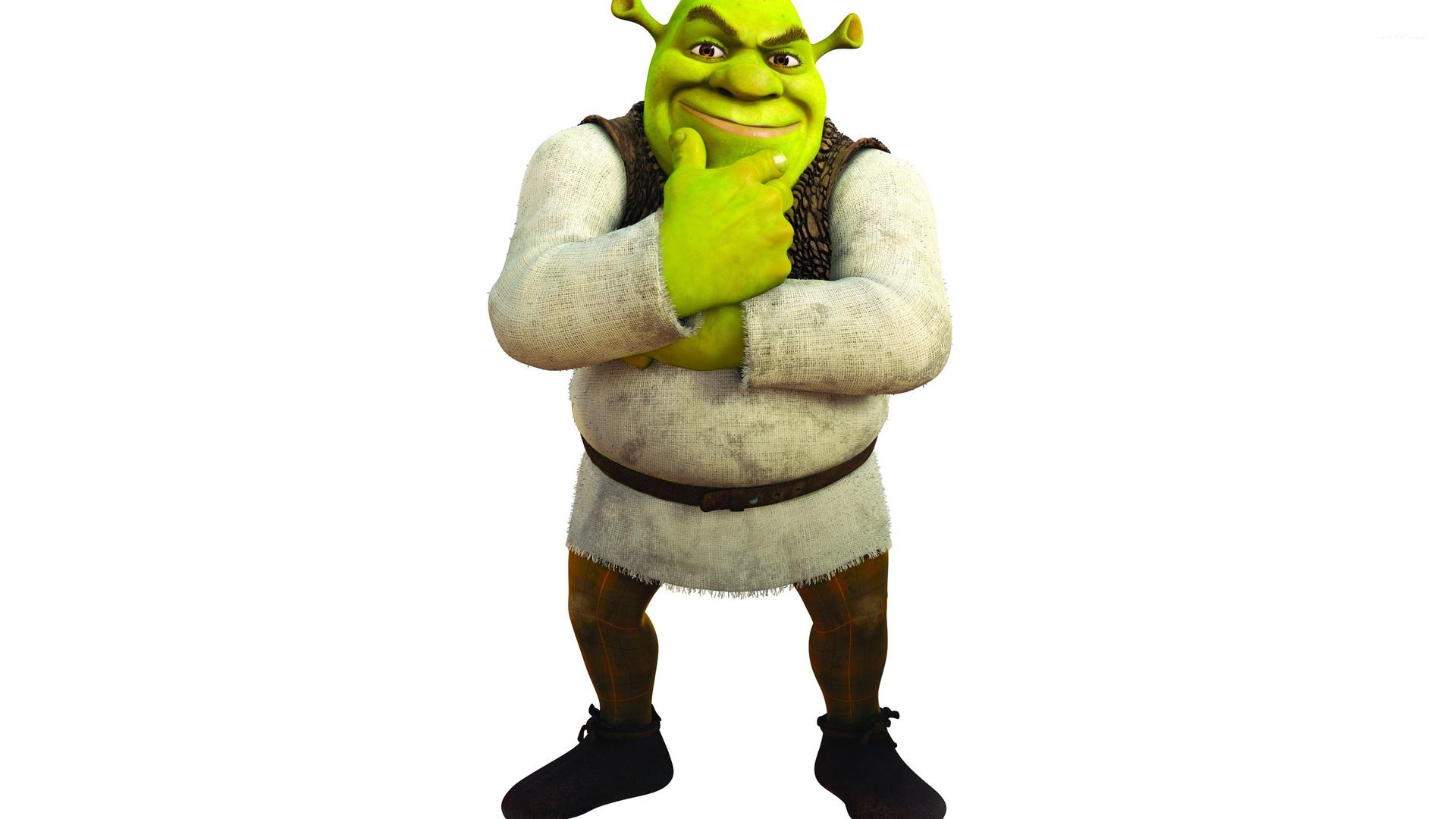 Shrek [2] wallpaper - Cartoon wallpapers - #8483