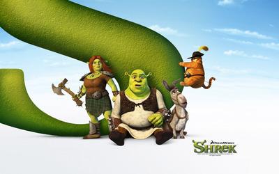 Shrek Forever After [4] wallpaper