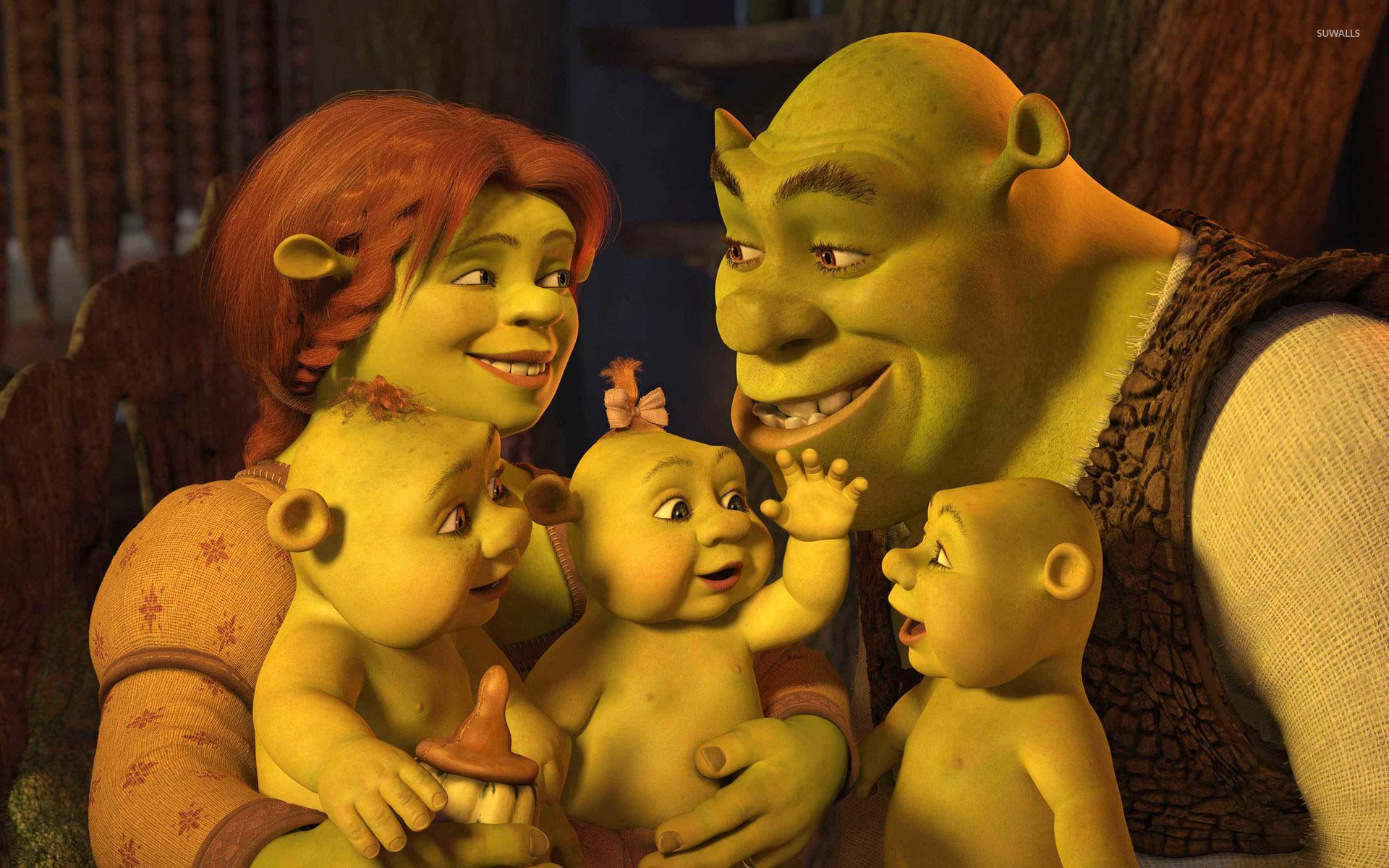 Shrek The Third 2 Wallpaper Cartoon Wallpapers 8356