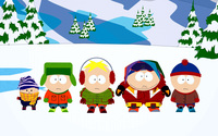 South Park [5] wallpaper 2560x1600 jpg