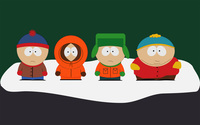 South Park [2] wallpaper 2560x1600 jpg