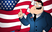 Stan Smith - American Dad wallpaper 2560x1600 jpg