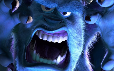 Sulley - Monsters, Inc. wallpaper