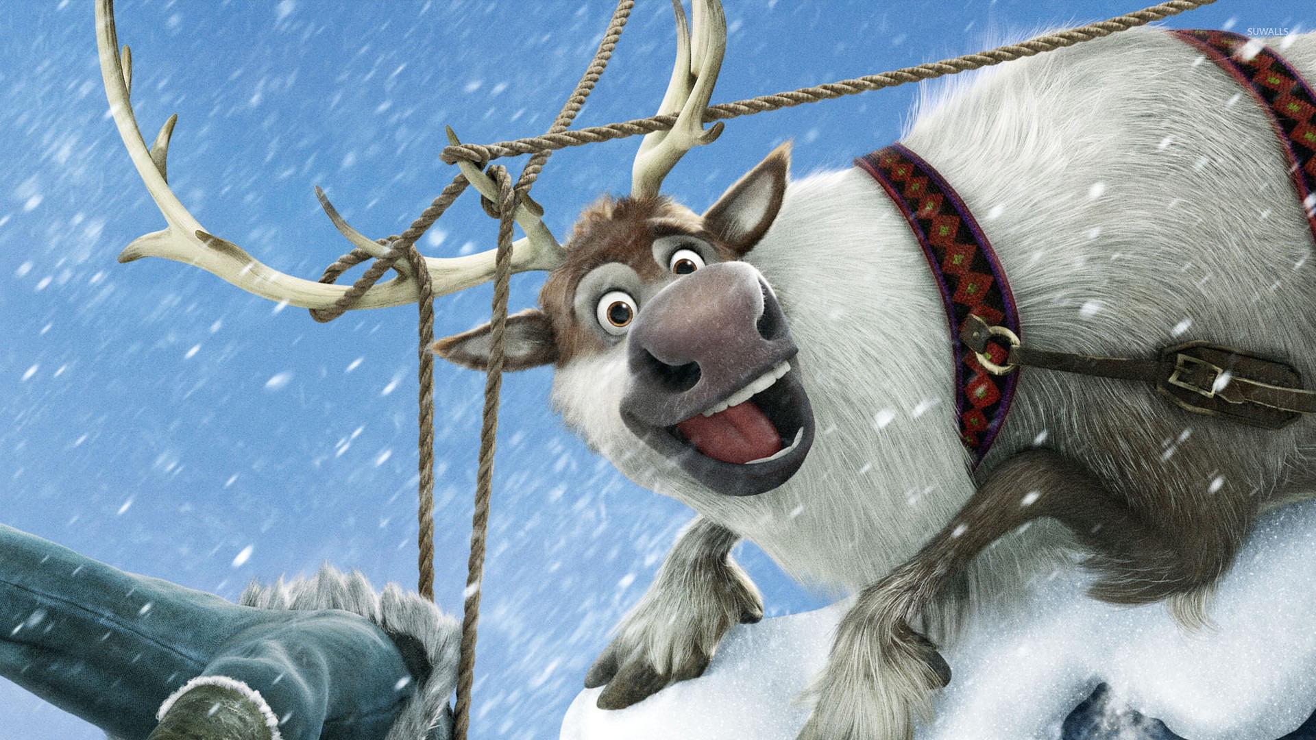 Sven - Frozen wallpaper - Cartoon wallpapers - #26024