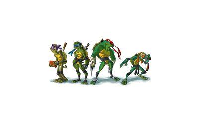 Teenage Mutant Ninja Turtles [2] wallpaper