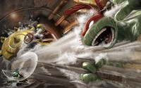 Teenage Mutant Ninja Turtles [6] wallpaper 2560x1600 jpg