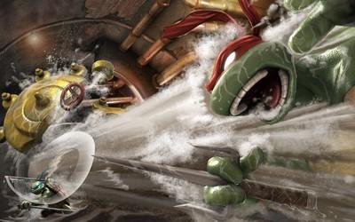 Teenage Mutant Ninja Turtles [6] wallpaper