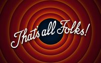 Thats all Folks! wallpaper 1920x1200 jpg