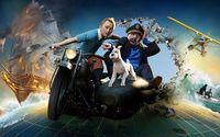 The Adventures of Tintin - The Secret of the Unicorn wallpaper 2560x1600 jpg