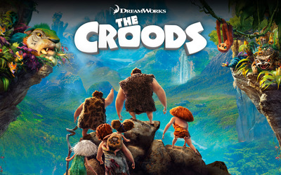 The Croods [3] wallpaper