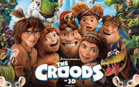 The Croods wallpaper 2560x1440 jpg