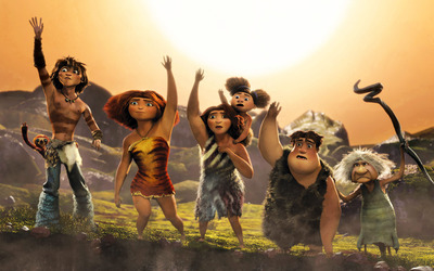 The Croods [2] wallpaper