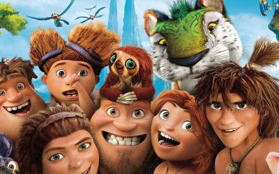 The Croods [4] wallpaper