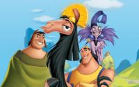 The Emperor's New Groove wallpaper 1920x1080 jpg