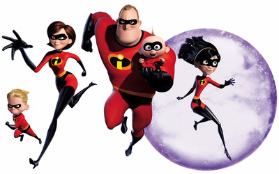 The Incredibles [3] wallpaper