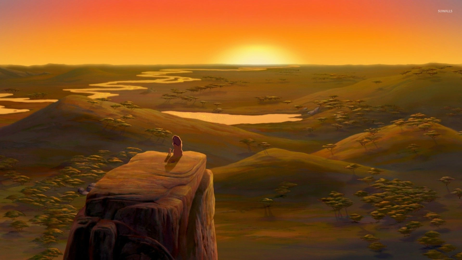 the lion king wallpaper - cartoon wallpapers - #28984