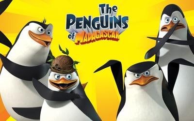 The Penguins of Madagascar [3] wallpaper