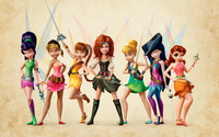 The Pirate Fairy wallpaper 2880x1800 jpg