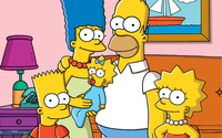The Simpsons [3] wallpaper 1920x1200 jpg