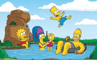 The Simpsons [7] wallpaper 2560x1600 jpg