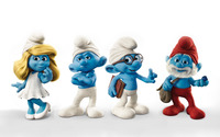 The Smurfs wallpaper 1920x1200 jpg