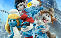The Smurfs 2 wallpaper 1920x1080 jpg