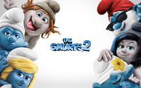 The Smurfs 2 [2] wallpaper 1920x1200 jpg